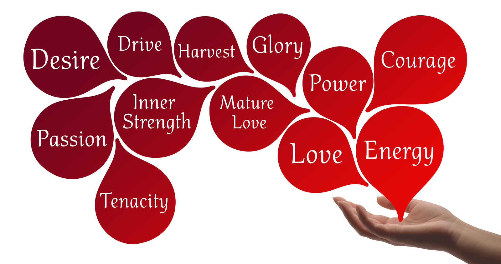 Colour therapy for hyperactivity - Colour Therapy Red Healing Energy